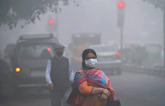 Air Pollution has become a Serious Life threat to Delhiites