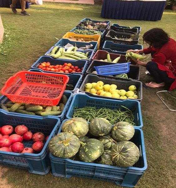 Gurgaon Organic Farmers' Market (GOFM)