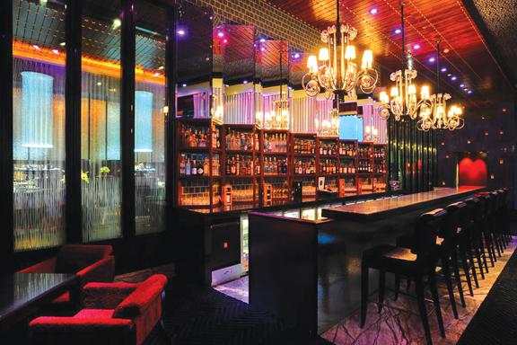 The Blue Bar