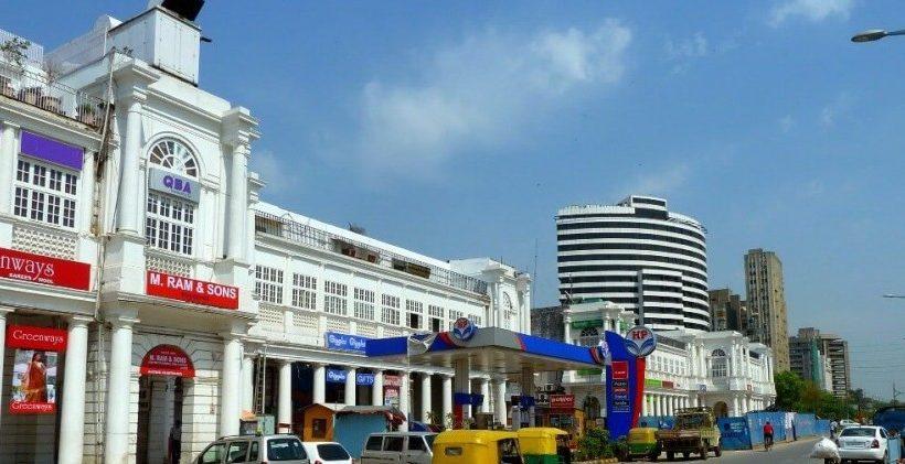 Connaught Place Delhi