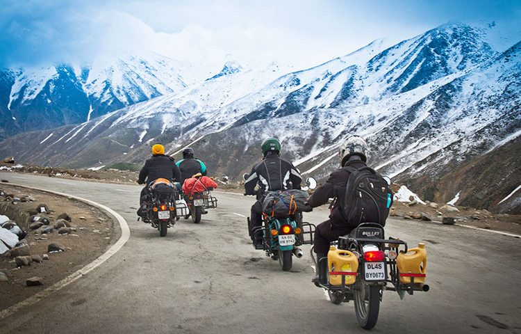 Bike Road trip from Delhi to Ladakh