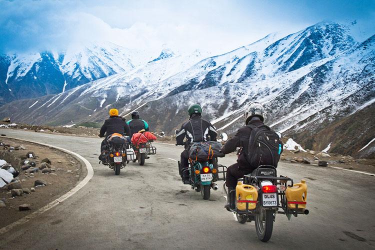 Bike Road trip from Delhi to Ladakh