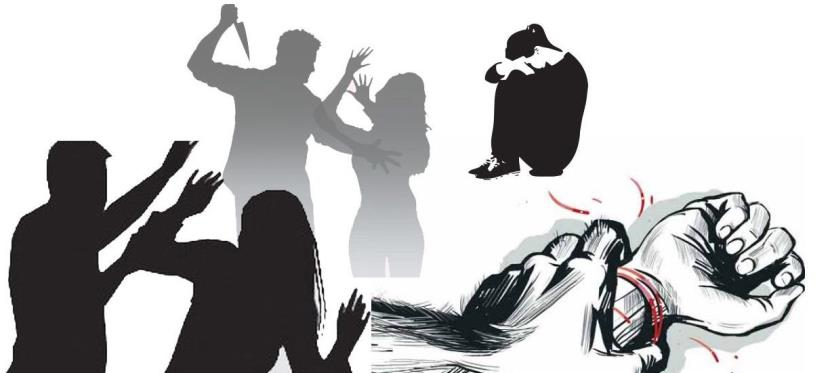 Challenge Crimes against women in Delhi