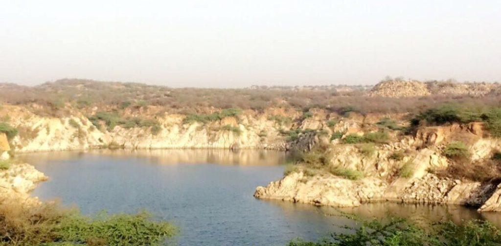 Badkhal Lake Faridabad