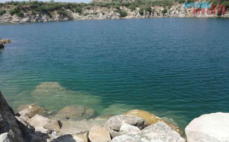 CITM Lake of Faridabad